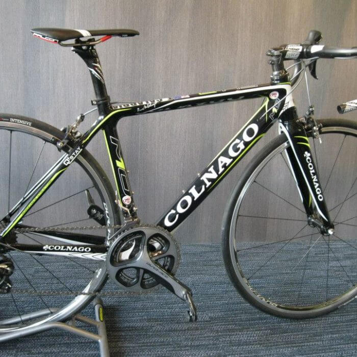 colnago bicycle at chainheart